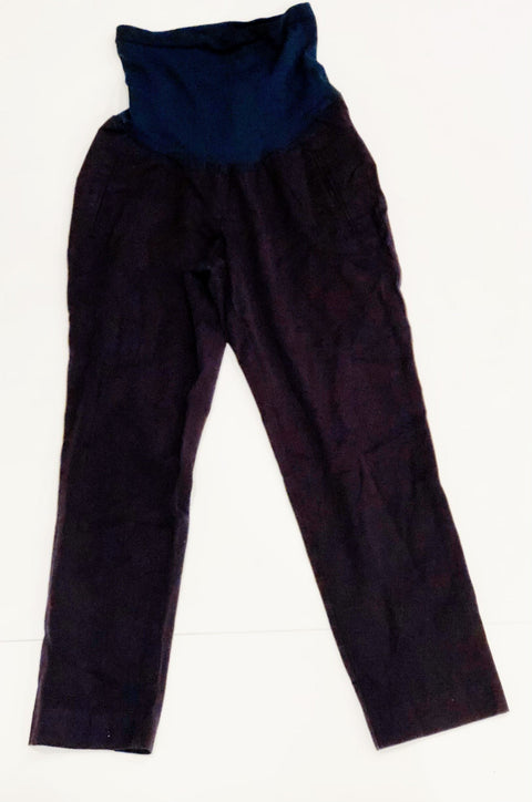 A Pea in the Pod pants navy crop - medium