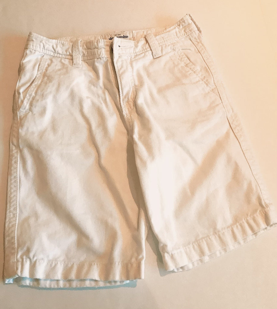 Abercrombie shorts 12 y-Fresh Kids Inc.