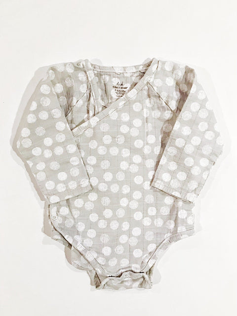 Aden + Anais onesie 3-6m-Fresh Kids Inc.