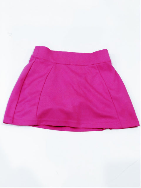 Adidas climacool golf skirt/shorts pink size S (7-8)