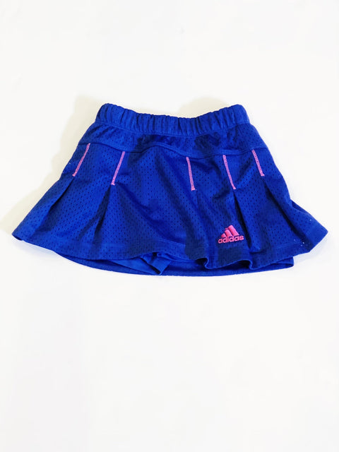 Adidas skirt with built-in shorts size 3