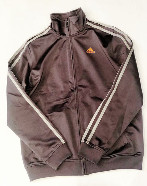 Adidas zip-up size 10-12