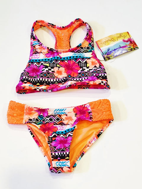 Angel Beach swimsuit size 4-5 BRAND NEW-Fresh Kids Inc.