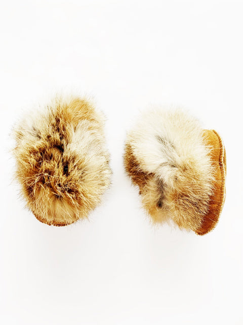 Arctic Trading Co slippers size 6-12m