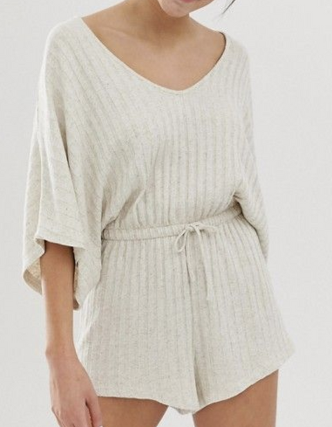 ASOS Maternity knit romper size US 2 (UK 6) BRAND NEW