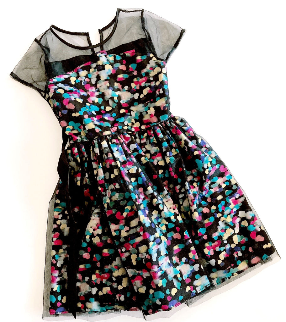 Betsy Johnson dress size 10-Fresh Kids Inc.