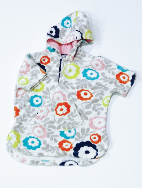 Boden coverup terry swim 12-18m