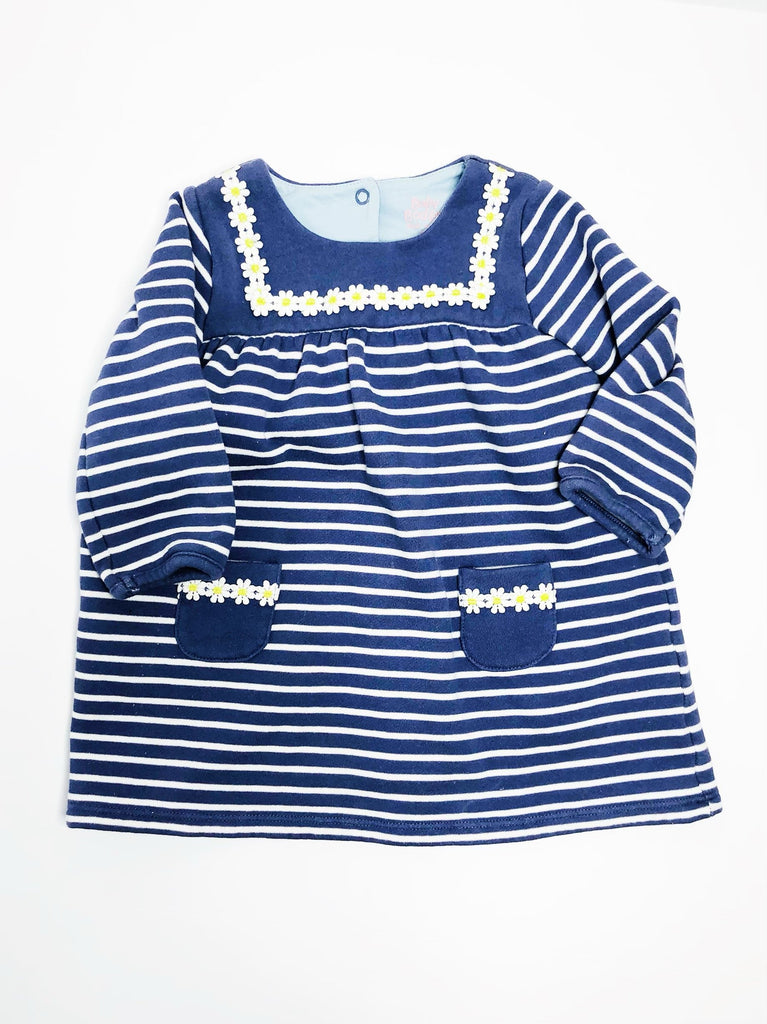 Boden dress - soft jersey/cotton - 6-12m-Fresh Kids Inc.