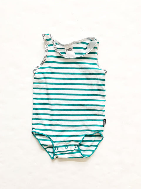 Bonds onesie size 3-6m-Fresh Kids Inc.