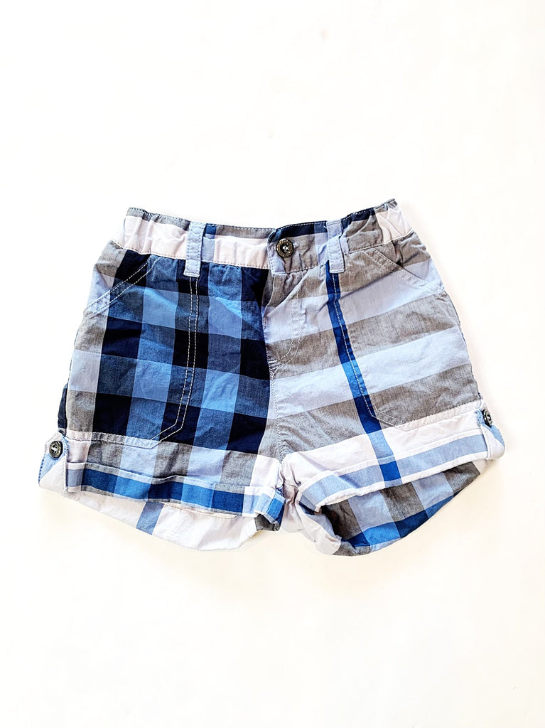 Burberry shorts 18m-Fresh Kids Inc.
