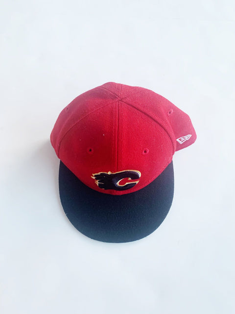 Calgary flames hat size infant