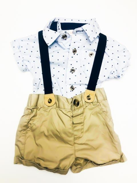 Cat & Jack outfit 6-9m-Fresh Kids Inc.
