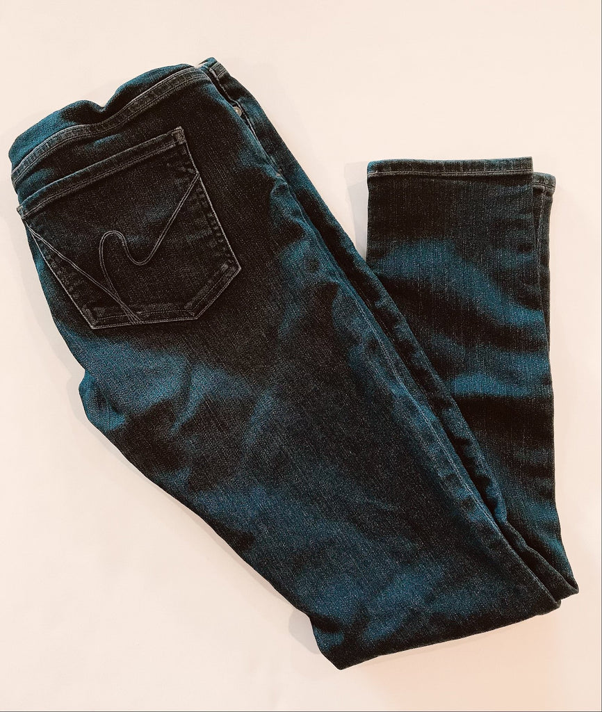 C of H Maternity jeans A Pea in the Pod medium-Fresh Kids Inc.