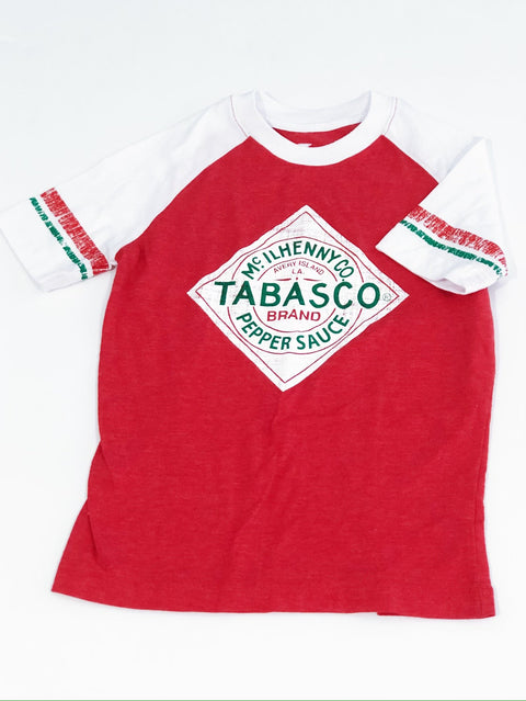 "Colosseum ""Tabasco"" tee size 6-7-Fresh Kids Inc."