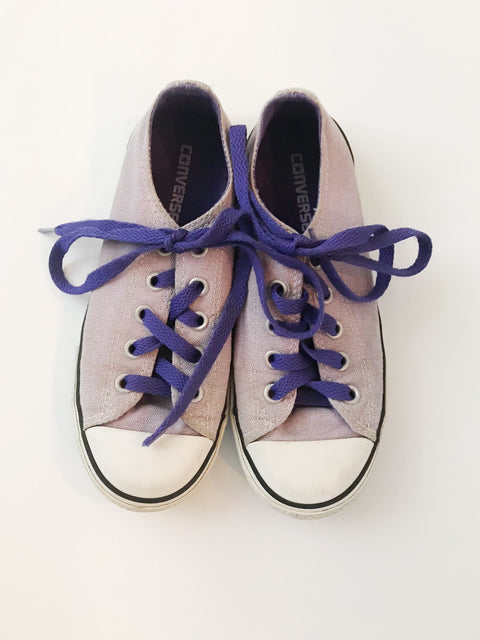 Converse purple sz 1 youth