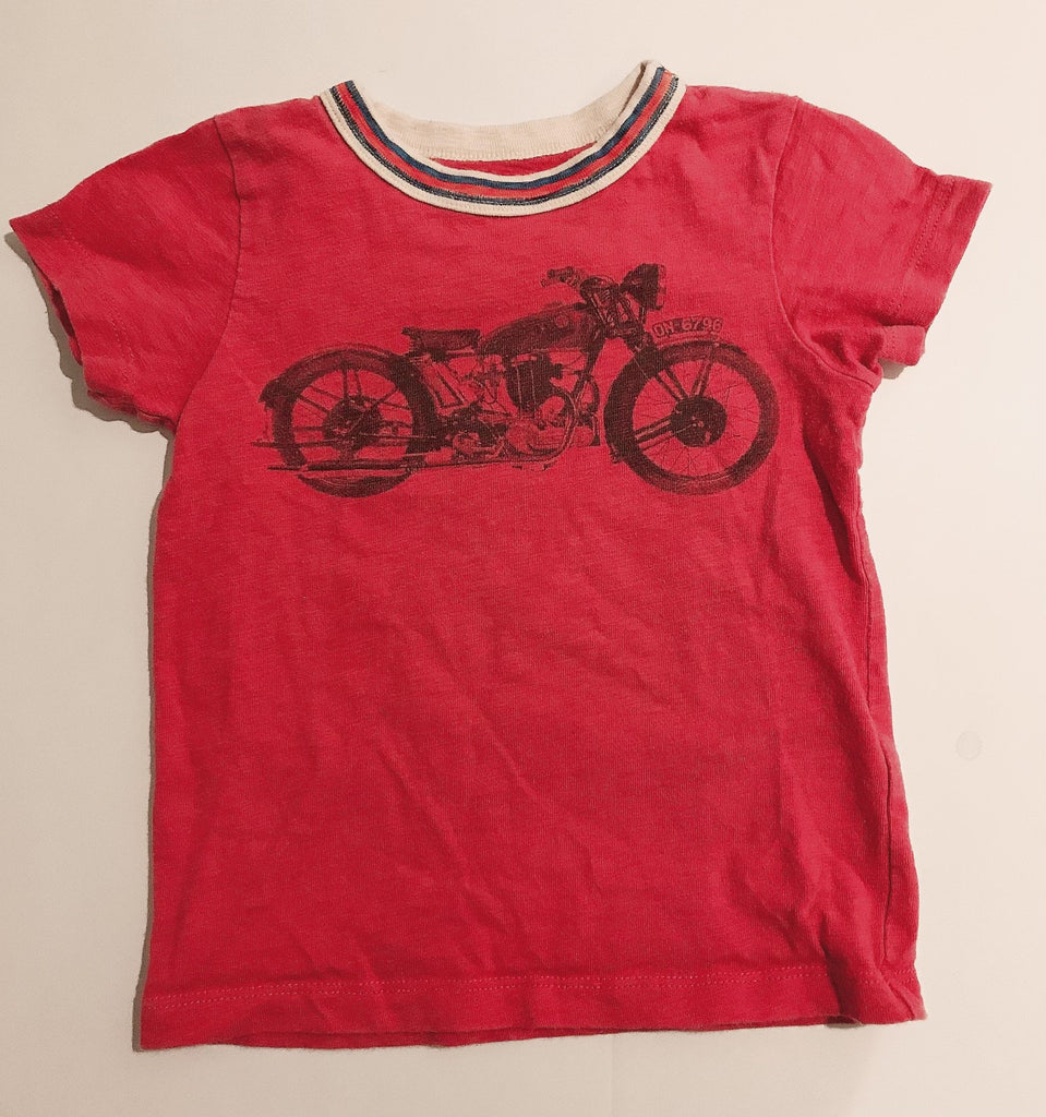 Crewcuts t shirt 2y-Fresh Kids Inc.