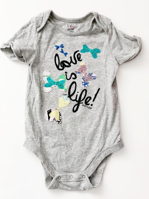 DVF for Gap onesie 18-24m