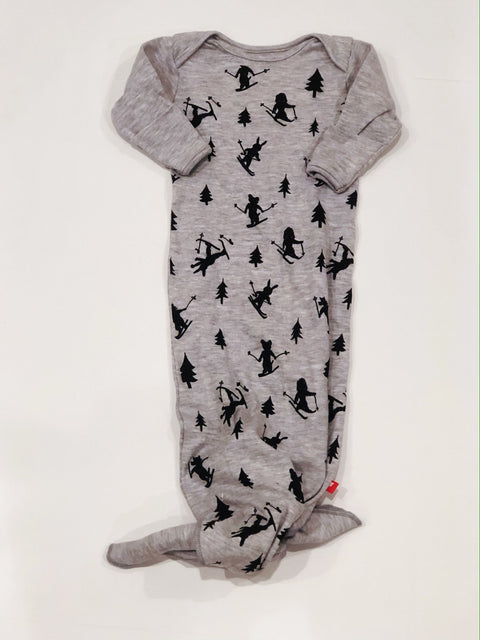 Electrik Kidz sleep gown knot 3-6m