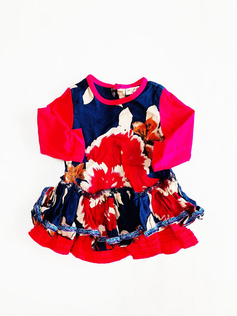 Eliane et Lena dress 3m