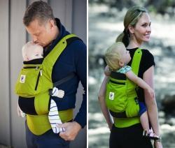 Ergo Baby Performance Carrier Spring Green