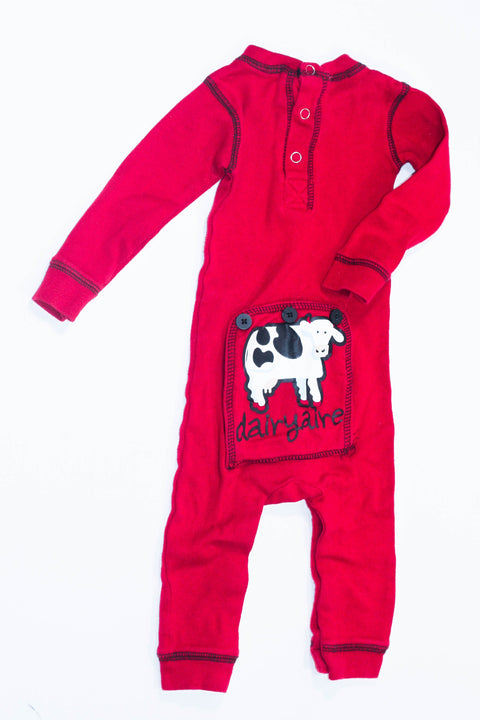 Flapjack union suit 12m-Fresh Kids Inc.