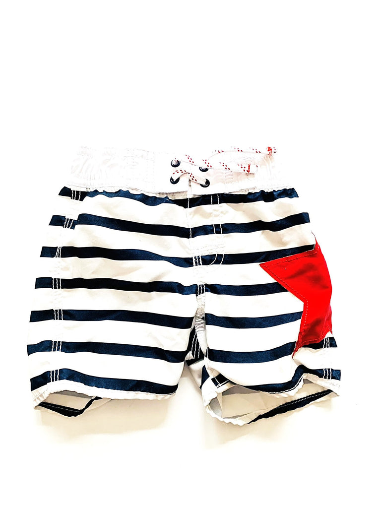 Gap bathing suit size 6-12-Fresh Kids Inc.