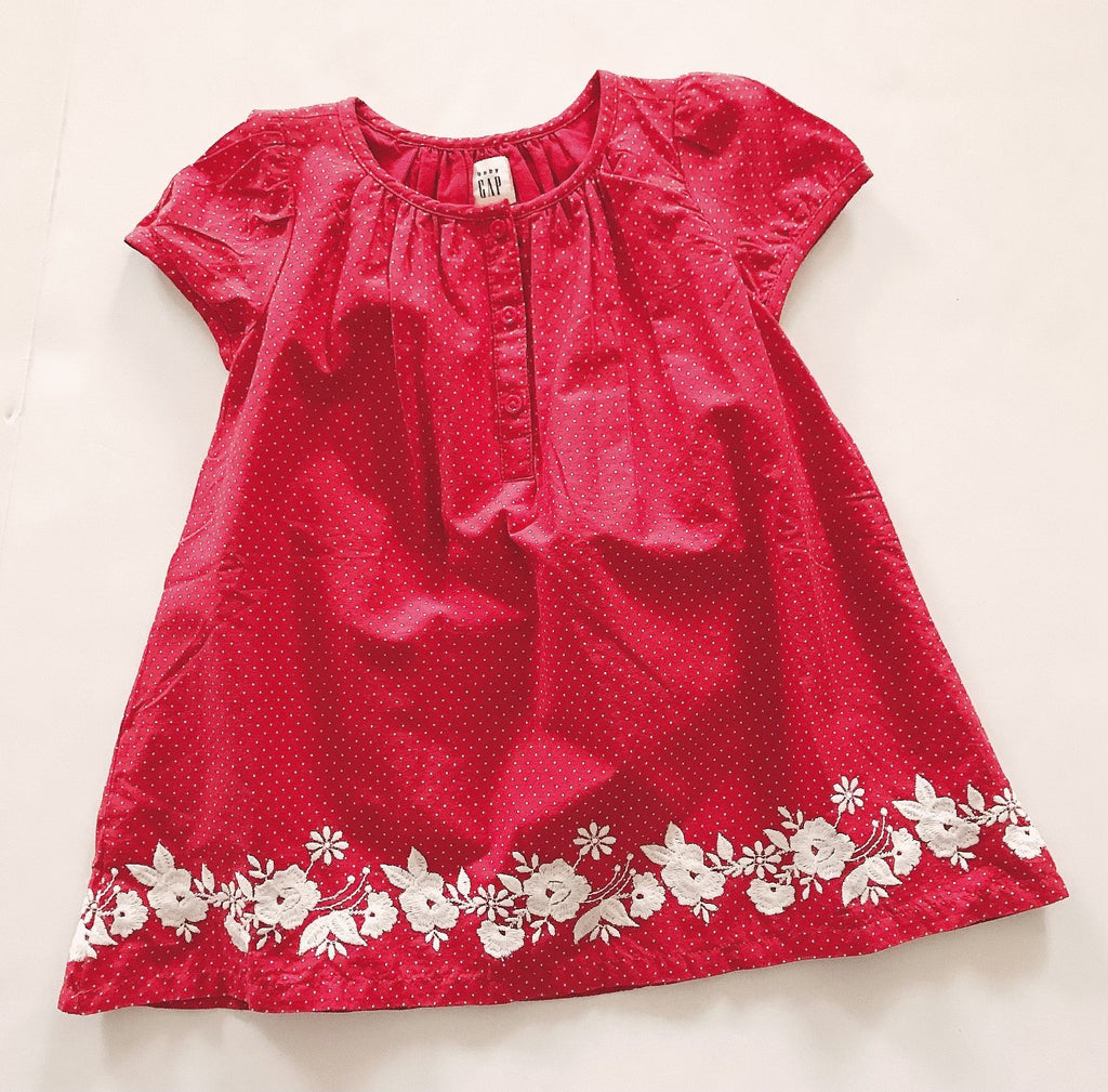 Gap dress 18-24 m-Fresh Kids Inc.