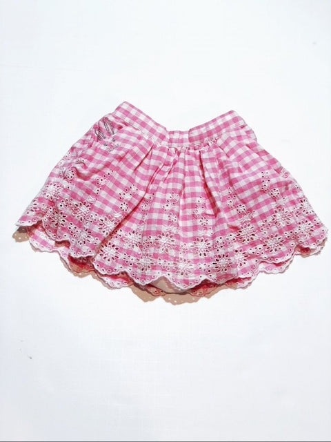 Gap for SJP skirt with built-in shorts 12-18m-Fresh Kids Inc.