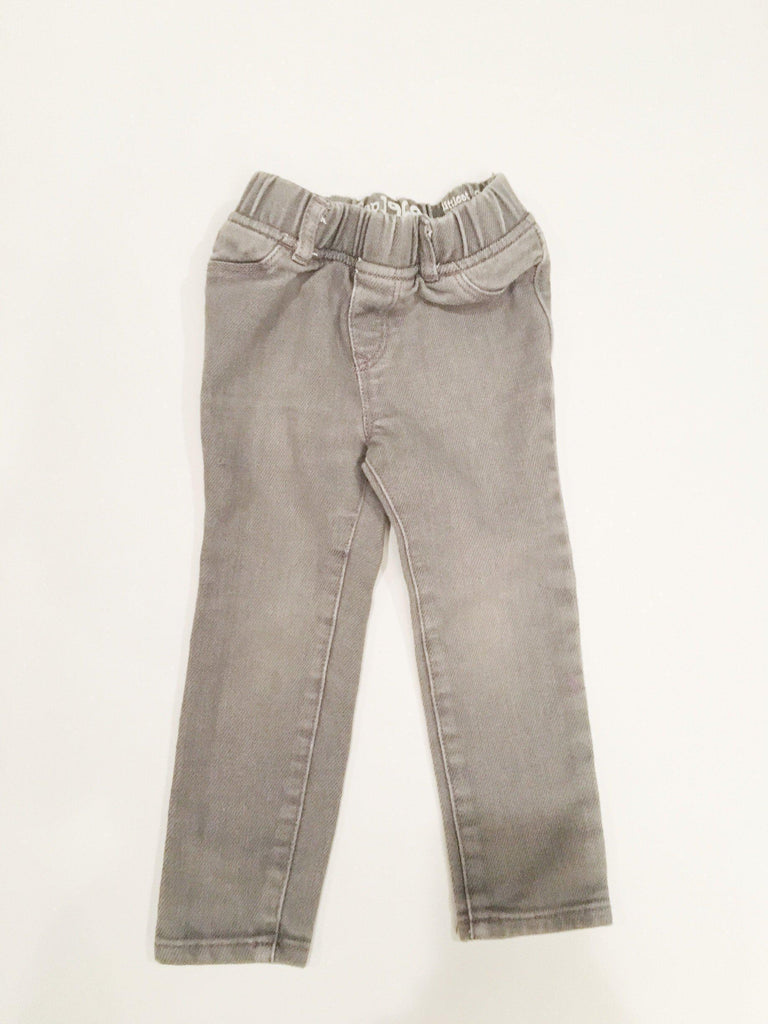 Gap grey jeggings sz 2