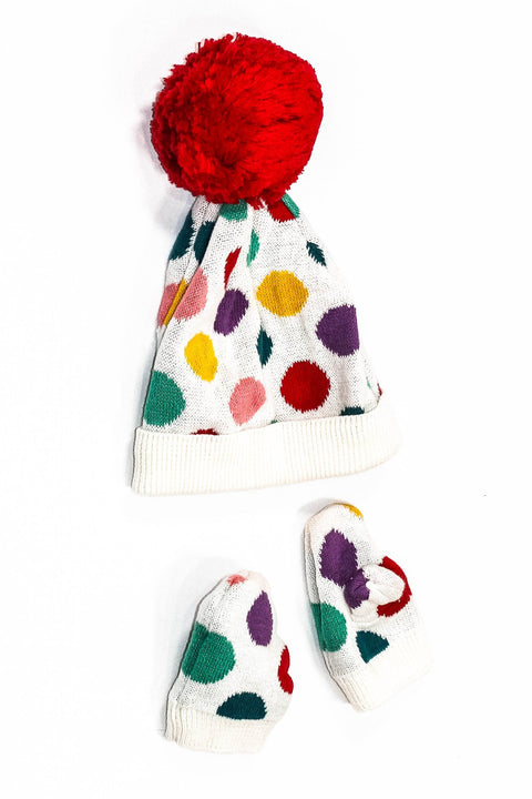 Gap hat and mitts 0-6m-Fresh Kids Inc.
