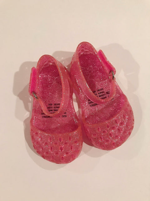 Gap jellies - fuchsia - 0-3m-Fresh Kids Inc.