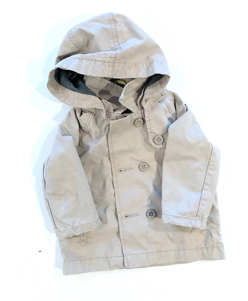 Gap lined coat 12-18m-Fresh Kids Inc.