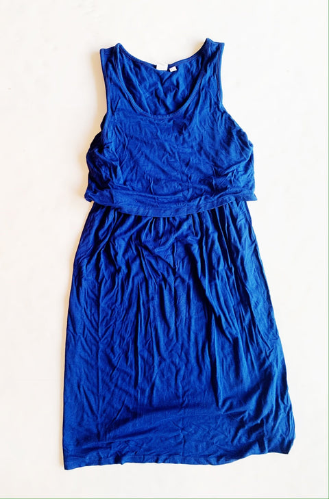 Gap maternity dress size small