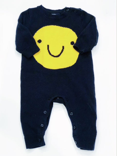 Gap romper knit 3-6m