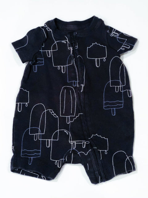 Gap romper - preemie (up to 7lbs)