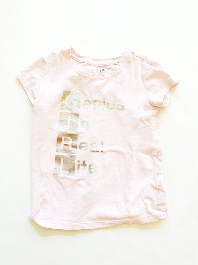 Gap shirt size 4-5-Fresh Kids Inc.