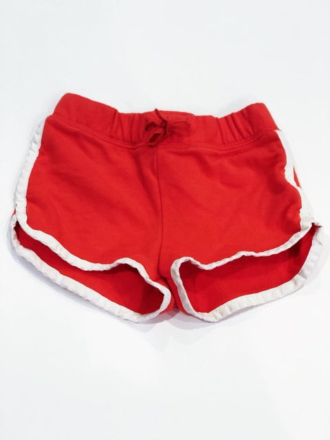 Gap shorts red/orange size 3