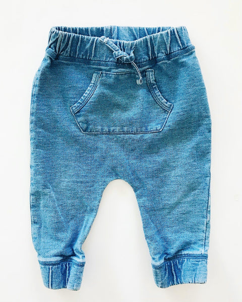 Gap skinny sweats 6-12m-Fresh Kids Inc.