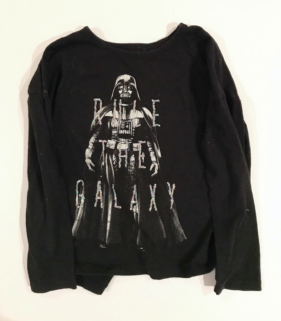 Gap Star Wars long sleeve top size 7-Fresh Kids Inc.