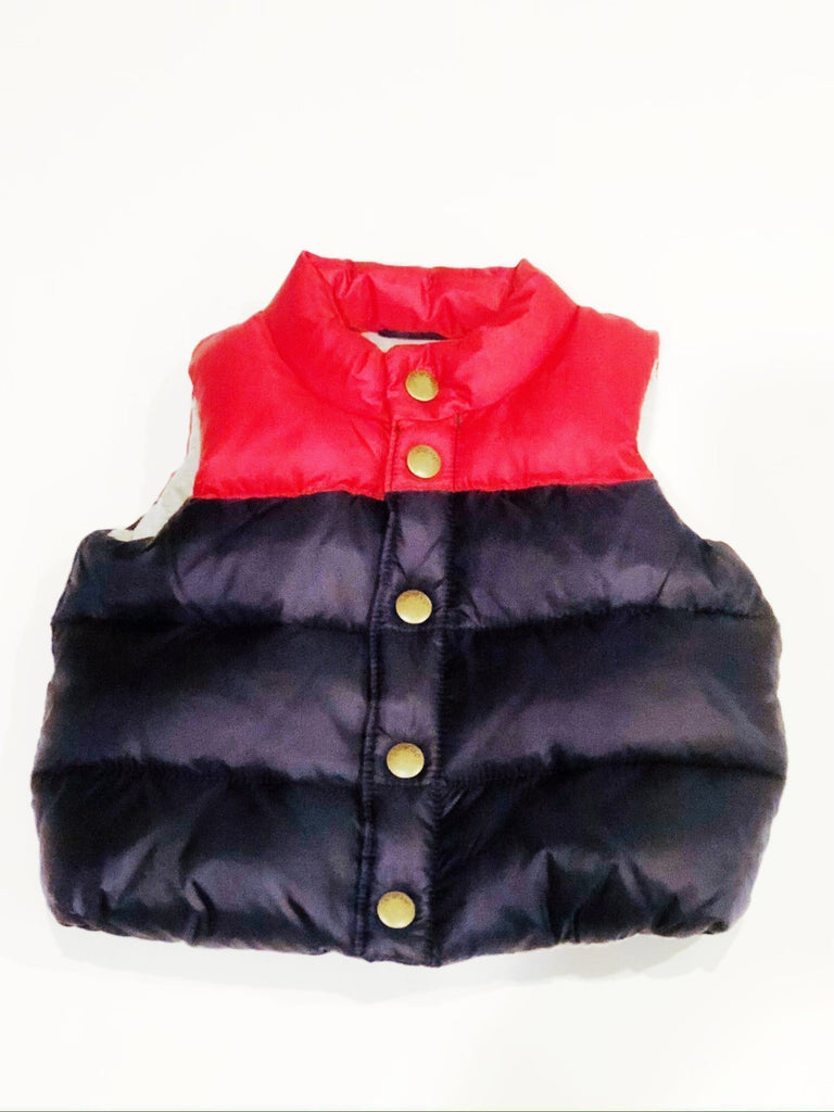 Gap vest 0-6m-Fresh Kids Inc.