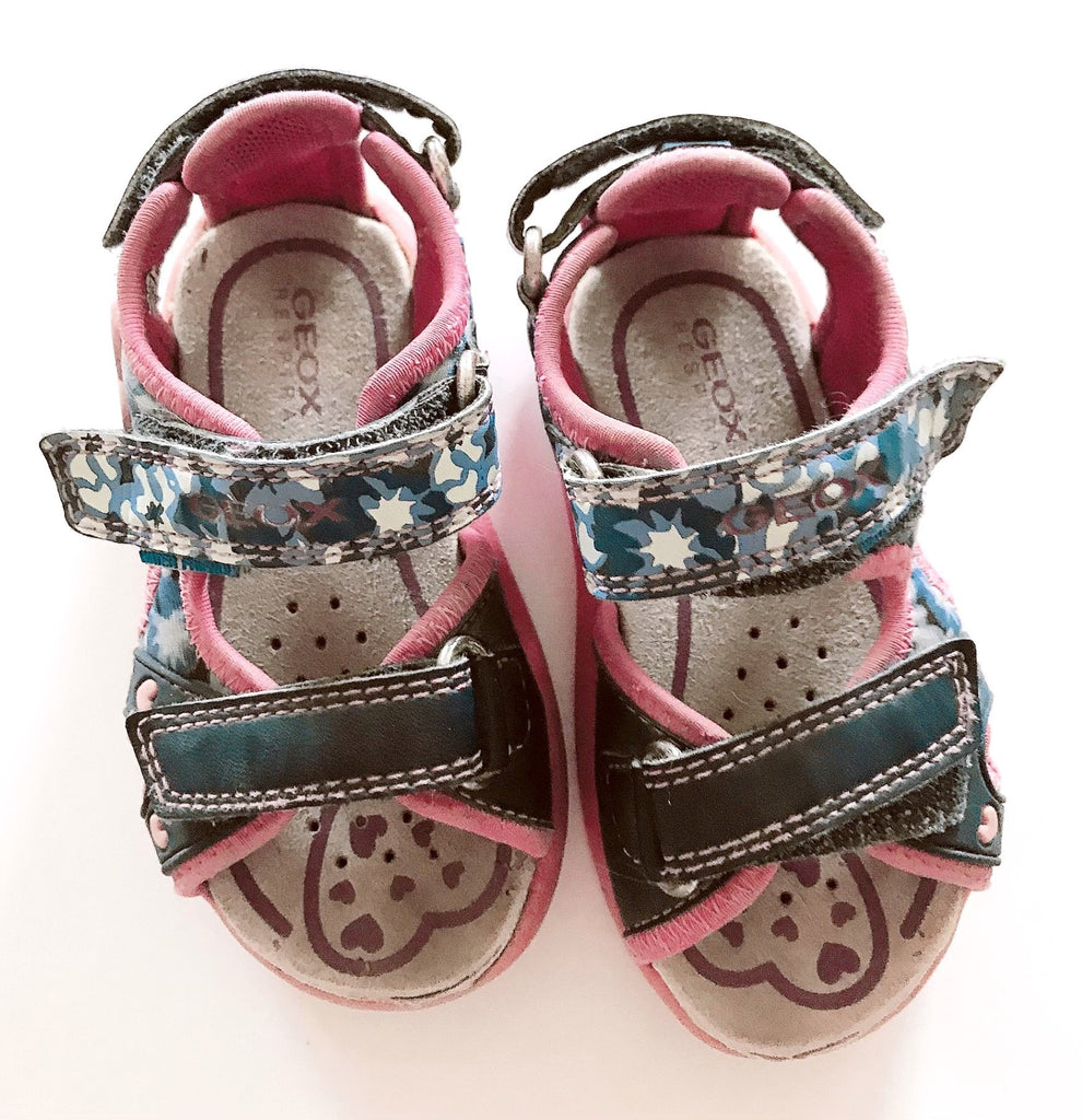 Geox sandals size EU 22 (US 5)-Fresh Kids Inc.