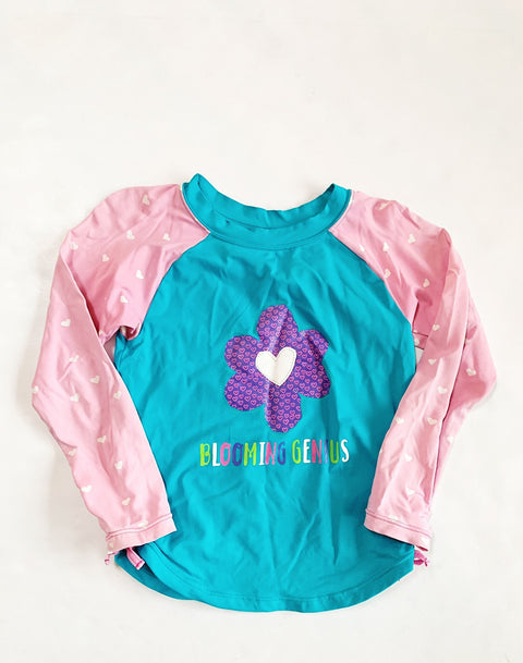 Hatley rash guard size 3-Fresh Kids Inc.