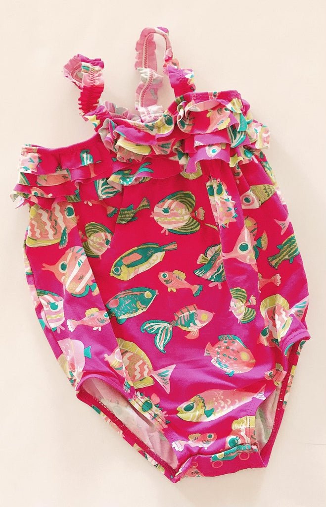 Hatley swim suit 9-12 m-Fresh Kids Inc.