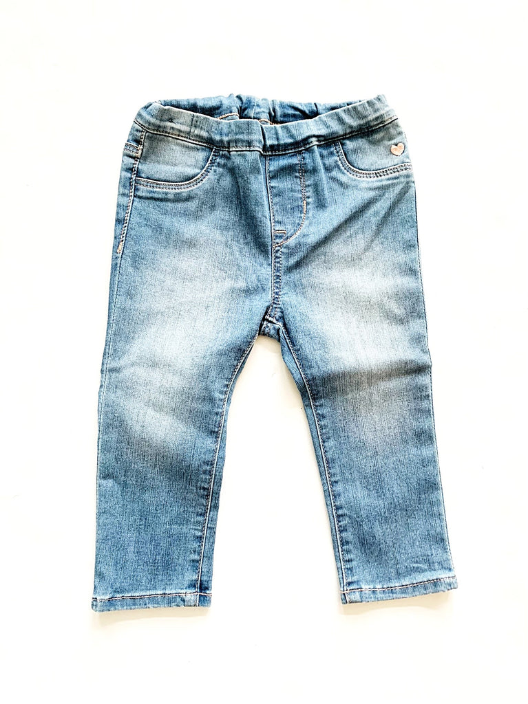 H&M jeans size 9-12 Nwt-Fresh Kids Inc.