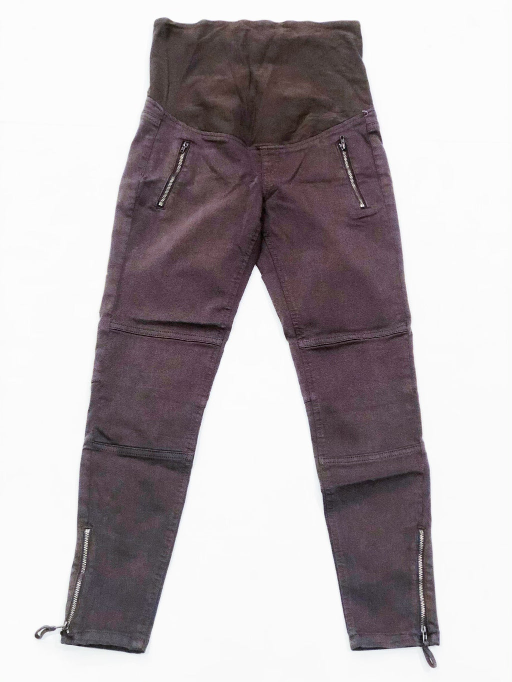 H&M Mama grey skinny jeans - size 6