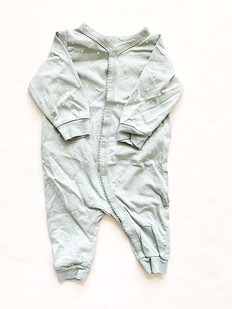 H&M romper size 2-4m-Fresh Kids Inc.