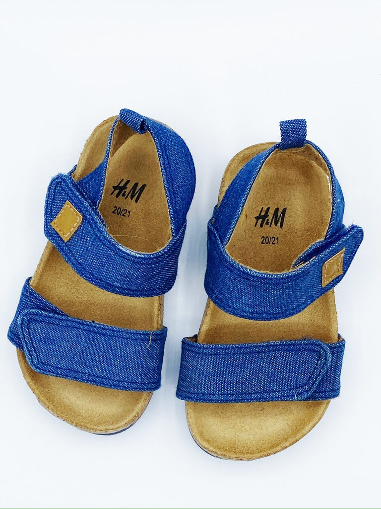 H&M sandals size EU 20/21 (US 4.5-5)-Fresh Kids Inc.