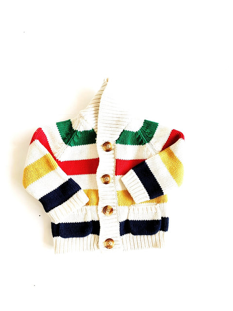 Hudson Bay sweater size 0-3m