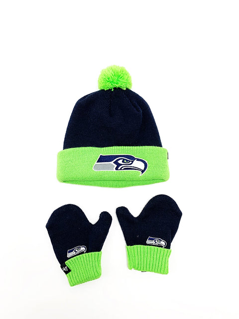 Seahawks infant set