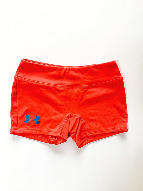 Under Armour shorts size 7